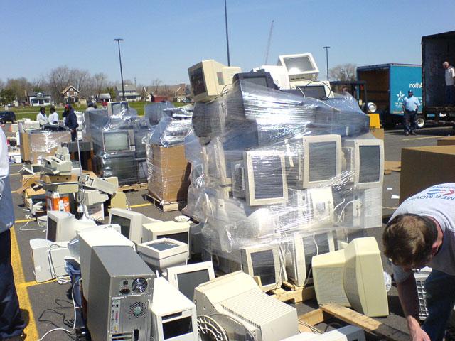 NWSWD Electronics waste