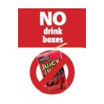 No Drinkboxes