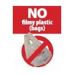 No Filmy Plastic