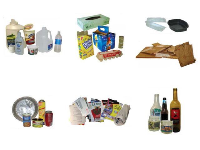 NWSWD Recyclables